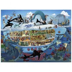 Puzzle 1500 pièces - Submarine Fun
