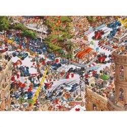 Puzzle 1500 pièces - Monaco Classics