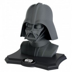 Puzzle 3D 160 Sculpture - Darth Vader - Dark Side Edition