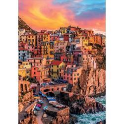 Puzzle 300 pièces XXL - Manarola, Cinque Terre, Italie