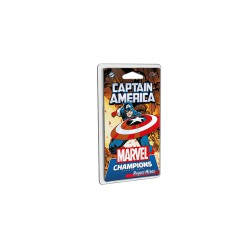 Marvel Champions - Extension Captain America