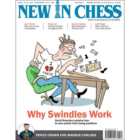 New In Chess Magazine n°1 - 2020