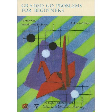 KANO - Graded Go Problems for Beginners vol.1, 226 p.