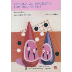 KANO - Graded Go Problems for Beginners vol.3, 199 p.