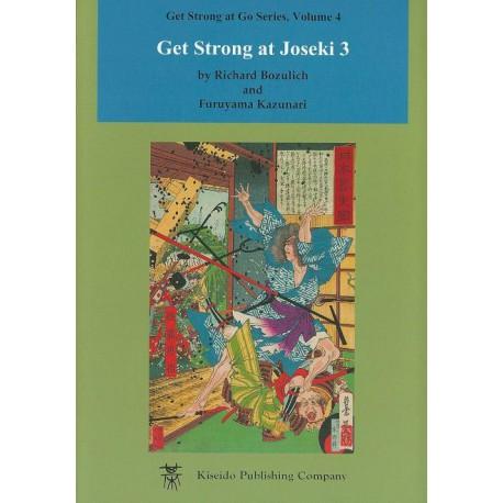 BOZULICH - Get Strong at Joseki vol.3, 208 p.