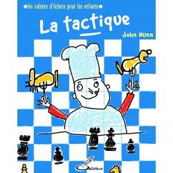 Nunn - Les cahiers d'échecs pour les enfants : la tactique