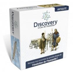 Discovery, Le jeu de L'Evolution
