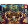 Puzzle 500 pièces Enigmes - La Bibliothèque