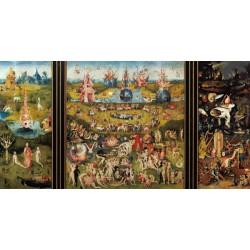 Puzzle 2000 pièces - Jardin des Délices de Bosch