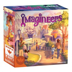 Imagineers - Deluxe Edition
