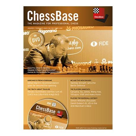 ChessBase Magazine 192