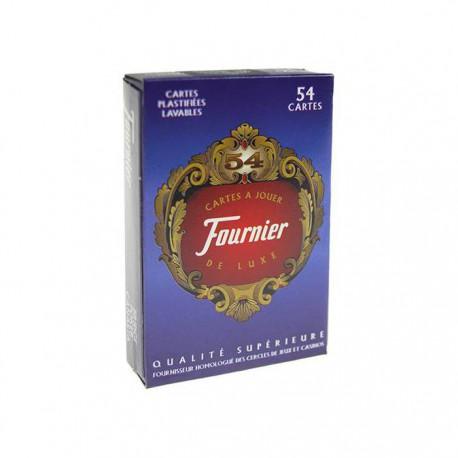 Tarot Fournier Bleu
