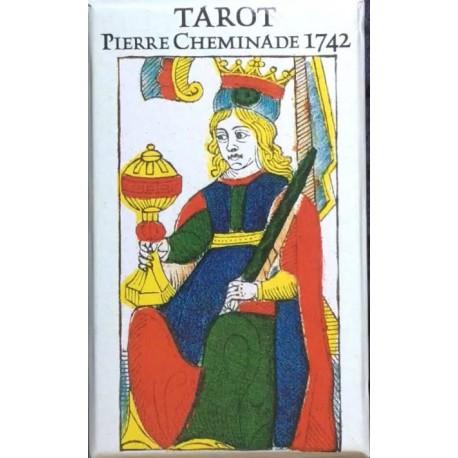 Tarot divinatoire Pierre Cheminade 1742