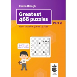 Csaba Balogh - Greatest 460 puzzles (2019 - Part 1)