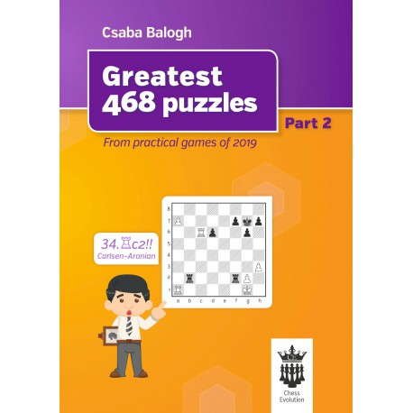 Csaba Balogh - Greatest 460 puzzles (2019 - Part 1)