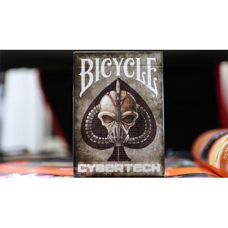 Cartes à jouer Bicycle Cybertech