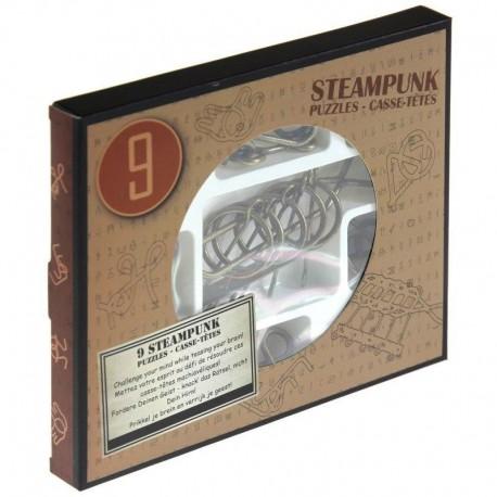 Casse-tête Steampunk Wire Set - Brown