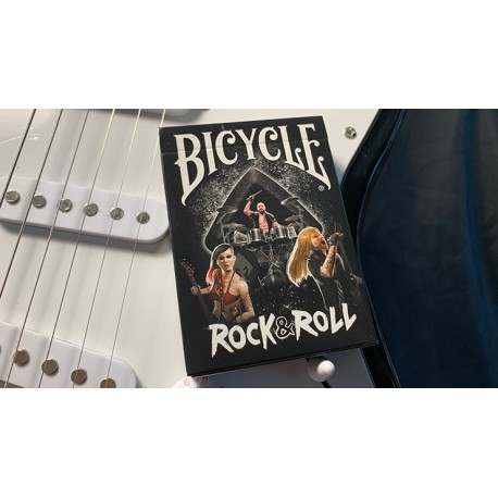 Cartes à jouer Bicycle Rock & Roll