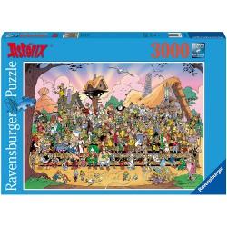 Puzzle 3000 pièces - Univers Astérix