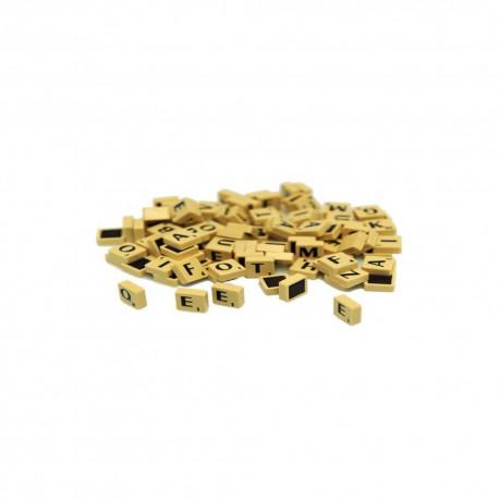 Lettres de Scrabble magnétique - 1.3cm