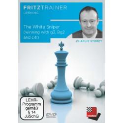 DVD Storey - The White Sniper (winning with g3, Bg2 and c4!)