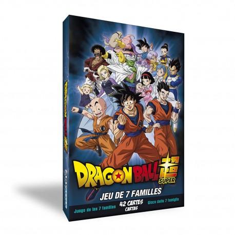 Jeu de 7 familles - Dragon Ball Super
