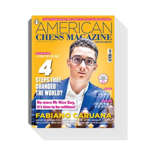 American Chess Magazine n° 14-15