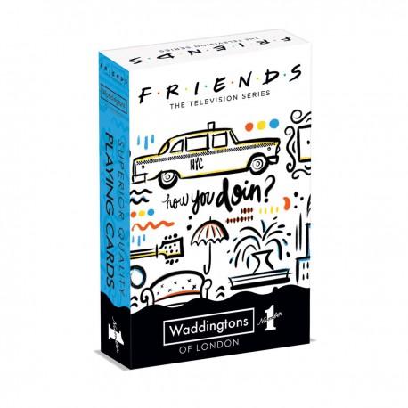 Cartes à jouer série Friends