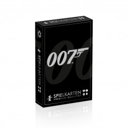 Cartes à jouer James Bond 007