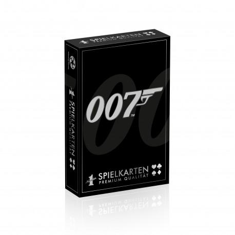 Cartes à jouer James Bond 007
