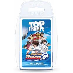 Cartes Bataille Captain Tsubasa - Top Trumps