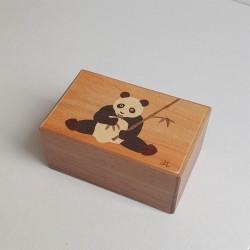 Boite à secret japonaise 5 sun 21 steps Panda
