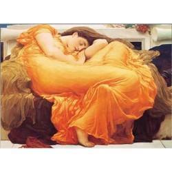 Puzzle 1000 pièces - Flaming June, Frederic Lord Leighton