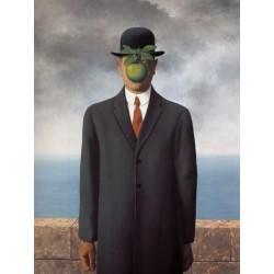 Puzzle 1000 pièces - Le Fils de l'Homme de Magritte