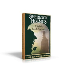 Sherlock Holmes L'ombre de Jack l'éventreur
