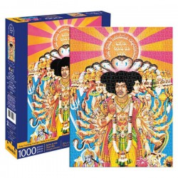 Puzzle 1000 pièces - Jimi Hendrix Bold As Love