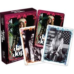 Cartes à jouer Janis Joplin