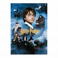 Puzzle 1000 pièces Harry Potter - The Philosophers' s Stone
