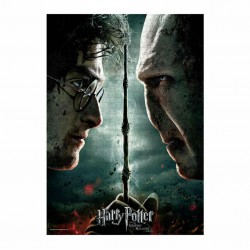 Puzzle 1000 pièces Harry Potter - The Deathly Hallows Part II