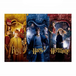 Puzzle 1000 pièces Harry Potter - The Chamber of Secrets