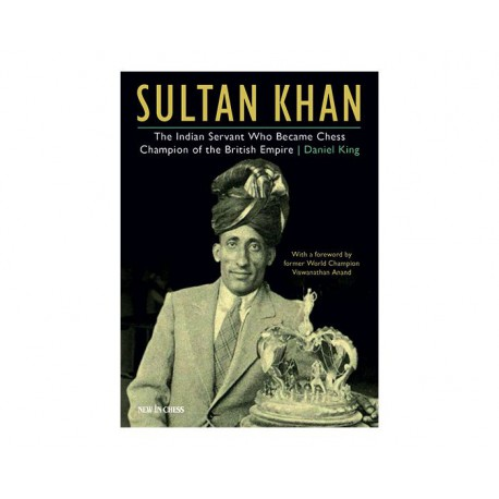 King - Sultan Khan (hardcover)