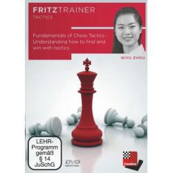 DVD Zhou - Fundamentals of Chess Tactics