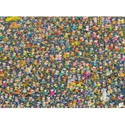 Puzzle 1000 pièces - Impossible de Mordillo