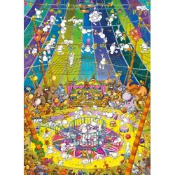 Puzzle 1000 pièces - The Show de Mordillo