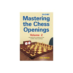 Watson - Mastering the Chess Openings vol. 2