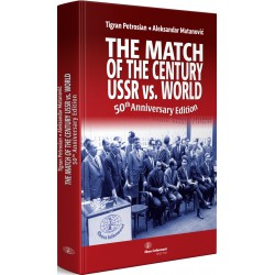 Petrosian & Matanovic - The Match of The Century USSR vs. WORLD