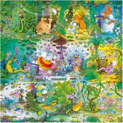 Puzzle 1000 pièces - Wildlife de Mordillo