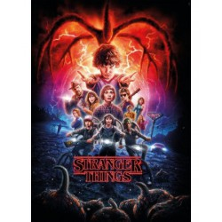 Puzzle 1000 pièces - Stranger Things
