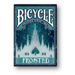 Cartes à jouer Bicycle Frosted