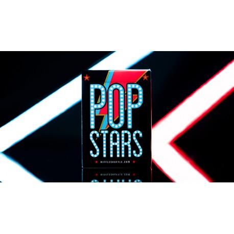 Cartes à jouer Pop Stars Collection